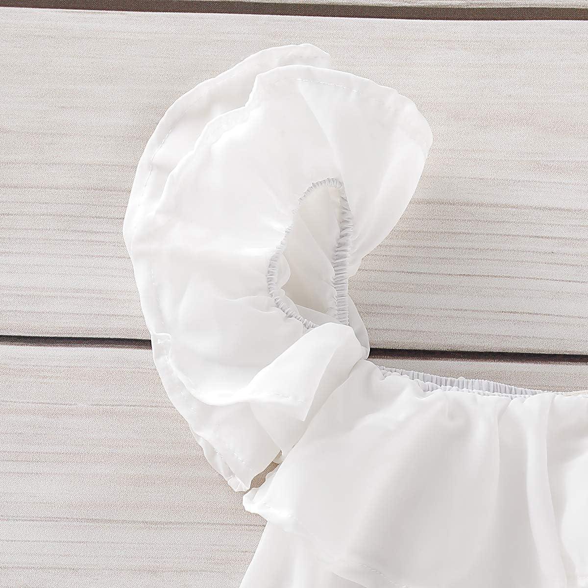 Set di 2 pezzi per bambini con maglietta pantaloni lunghi DaMohony per lestate con motivo mimetico