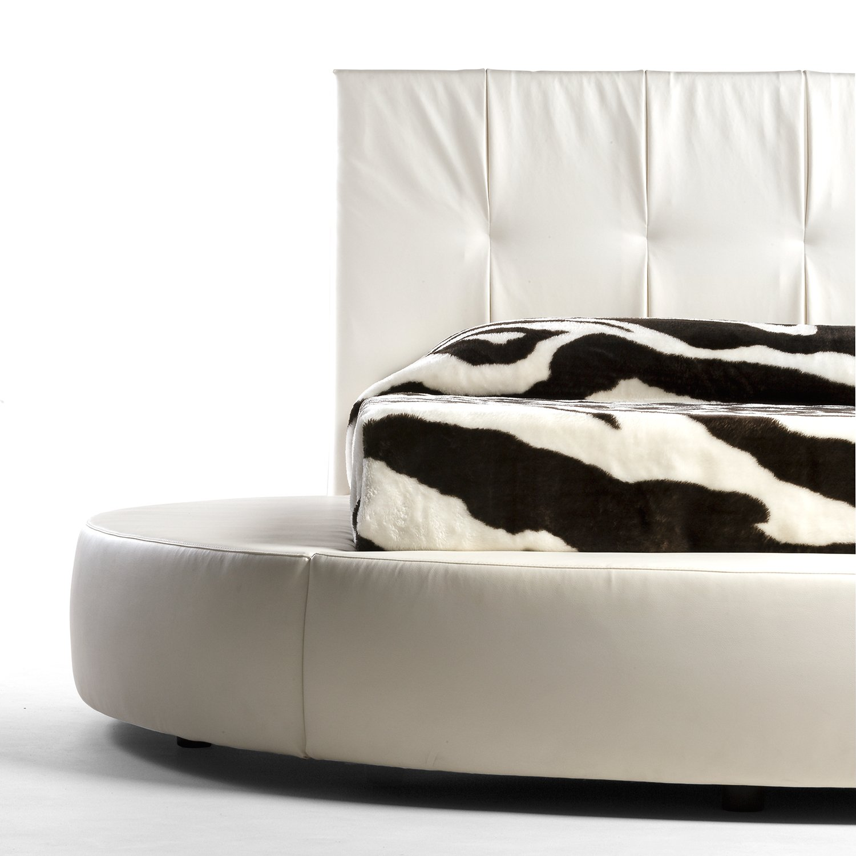 Goldflex - LETTO ROTONDO Mod. Bed Round - Matrimoniale 160x200 ...