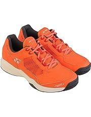 online retailer 5488d 0cdb6 Yonex Hommes Lumio Chaussures De Tennis Chaussure Tout Terrain Abricot -  Gris 44,5