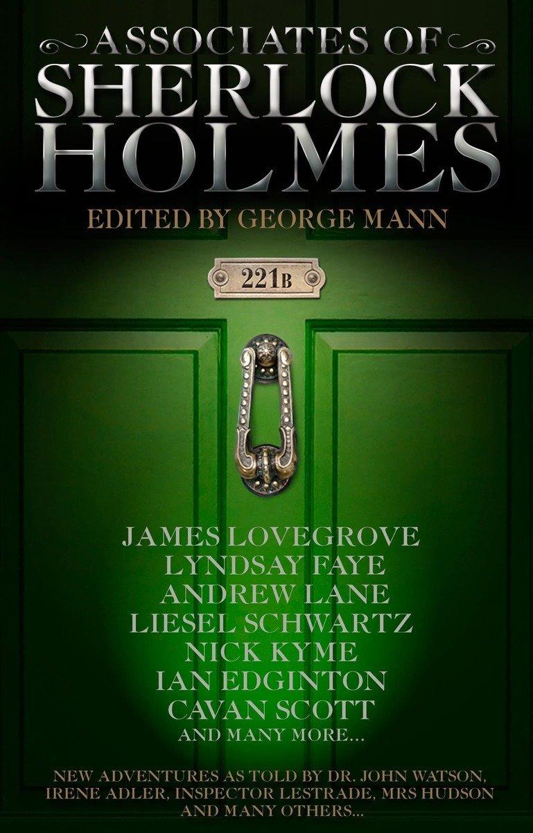 Associates of Sherlock Holmes: Amazon co uk: George Mann