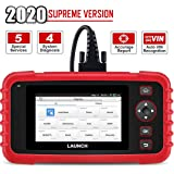 LAUNCH Scan Tool CRP129X OBD2 Scanner Automotive Code Reader Android Based Diagnostic Tool for Engine Transmission ABS SRS wi