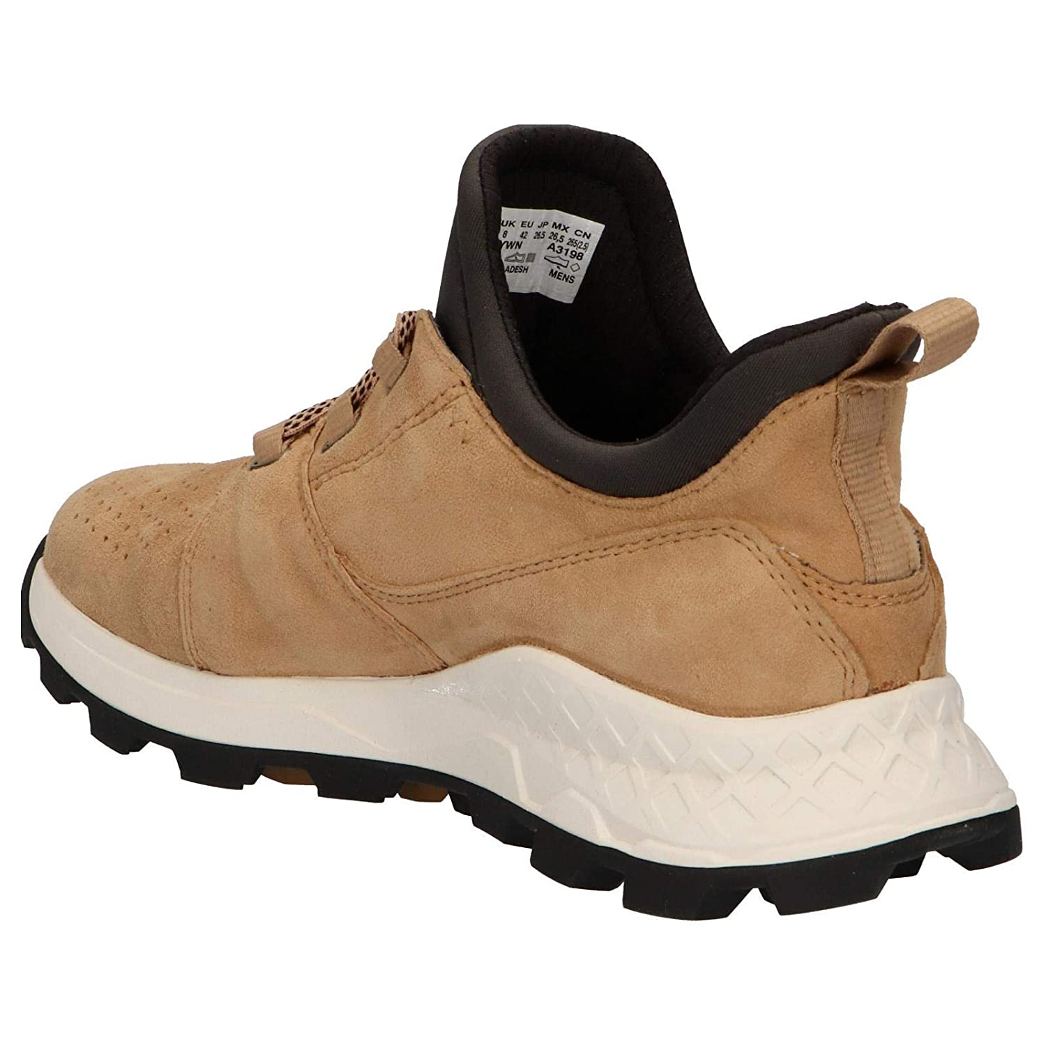 new collection good service clearance prices Timberland Men Sports Shoes A1YWN Brooklyn Medium Beige Size 41