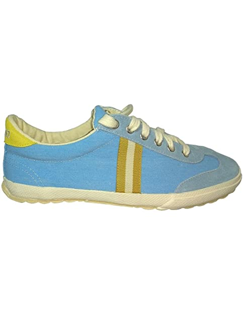 El Ganso Zapatillas Match W Ribbon Blue 44: Amazon.es: Zapatos y complementos