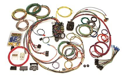 amazon com painless 20102 custom wiring harness automotive rh amazon com