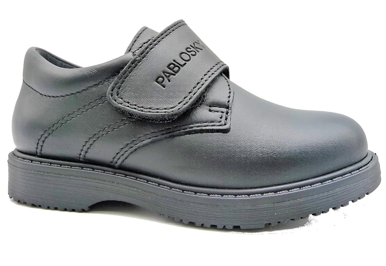 Pablosky Zapato Colegio Negro, Modelo 797710-39