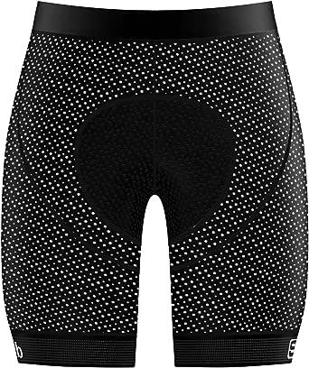 SQlab uniseks-volwassene shorts SQ-Short ONE-10 BLK