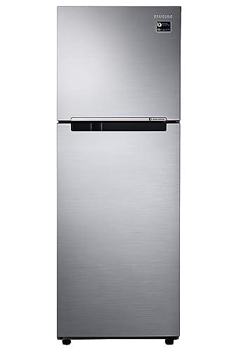 Samsung 253 L 1 Star with Inverter Double Door Refrigerator  RT28A3021S8/HL, Elegant Inox  Refrigerators