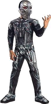 Rubies s it610442-s – Ultron Avengers 2 Deluxe disfraz, con ...