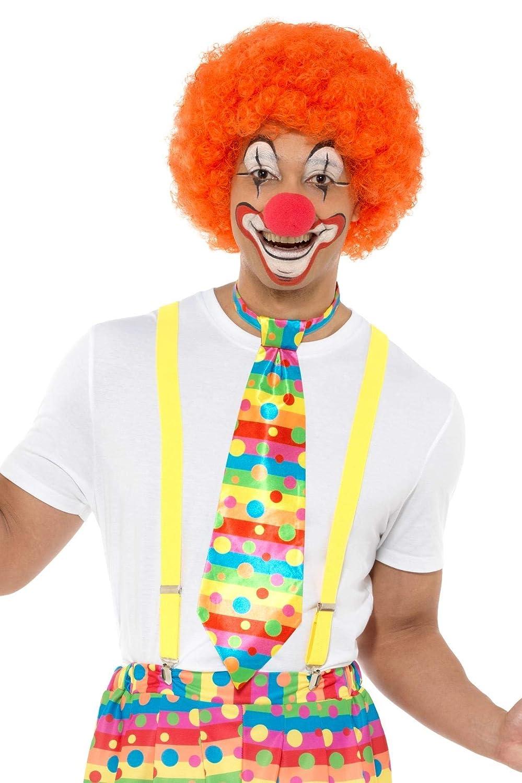 Smiffys 40136 - Corbata de payaso (unisex, talla única), color ...