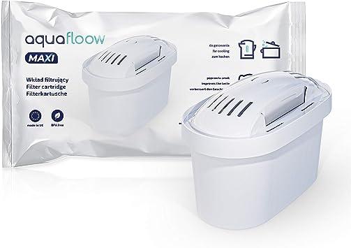 Wasserfilter Kartuschen Aquafloow Kompatibel mit BRITA