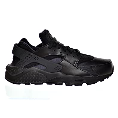 Nike Air Huarache Run Women's Shoes Black/Black 634835-012 (6 B(