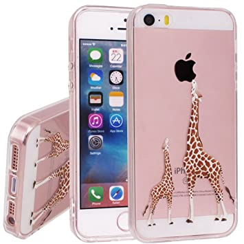 iphone se case, iphone 5 5s case, yoowei cute cartoon amazon co uk