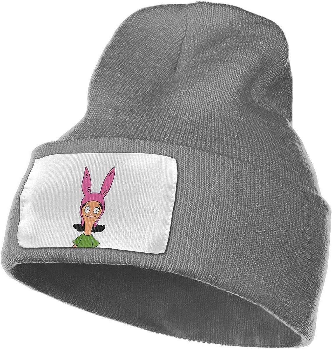 Bobs Burger Classic Winter Warm Knit Hat Beanie Cap for Men Women