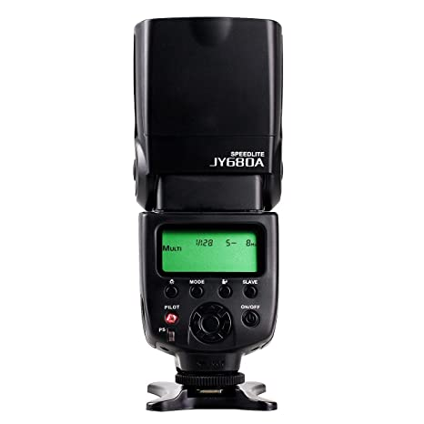 Viltrox JY-680 A Flash Speedlight para cámara réflex digital Canon ...