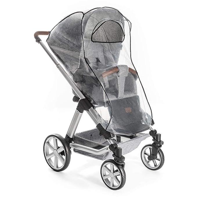 Reer 70537 - Protector para la lluvia para silla de paseo de bebé
