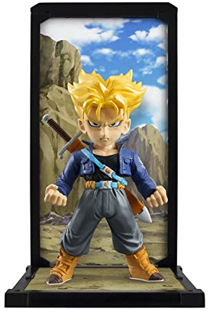 TRUNKS FIGURA 9 CM DRAGON BALL Z TAMASHII BUDDIES