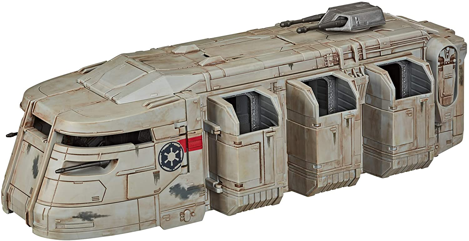 Pre-Orders Open For Star Wars: The Vintage Collection Mandalorian Imperial Troop Transport