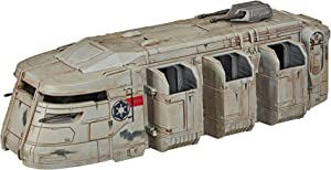 Star Wars The Vintage Collection The Mandalorian Imperial Troop Transport Toy Vehicle, Toys for Kids Ages 4 and Up