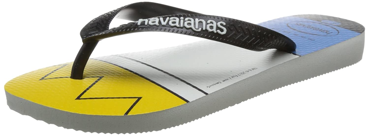 Havaianas Simpsons, Chanclas para Unisex Adulto