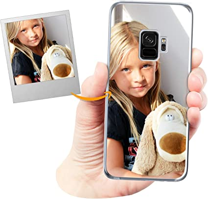 Coverpersonalizzate.it Coque Personnalisable pour Samsung Galaxy ...