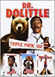 Pack Triple Dr. Dolittle [DVD]