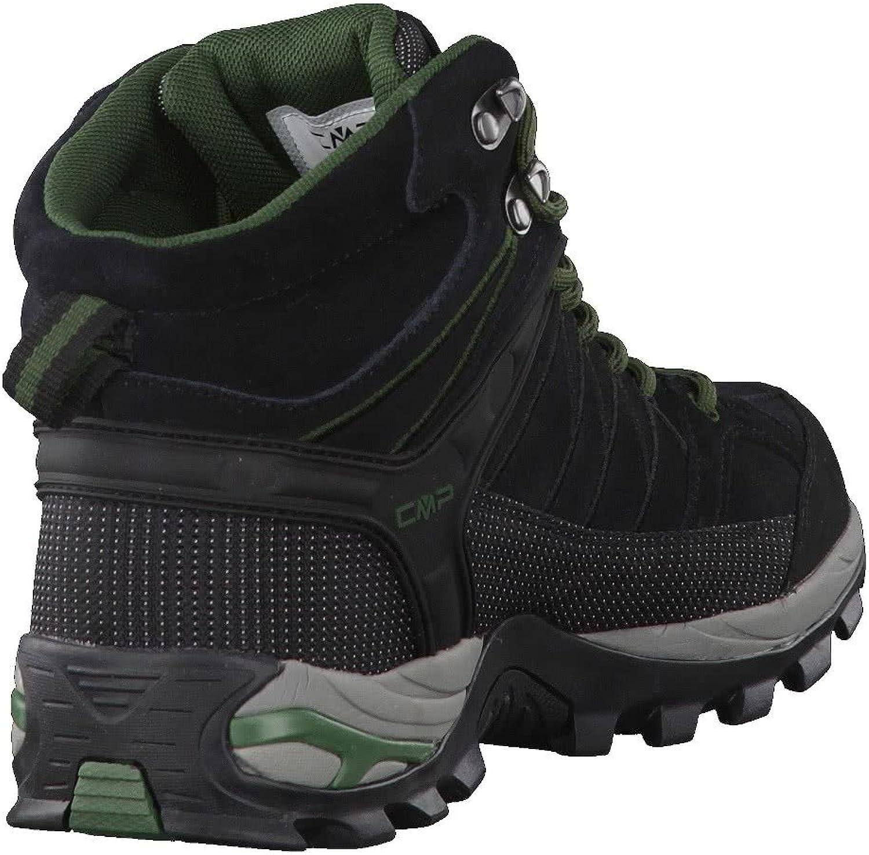 CMP señora botín de senderisml outdoorschuh lahmuu WMN casi Hiking Shoe WP burdeos Mesh