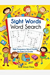 Sight Words Word Search: High-Frequency Word Puzzles for Prek-1st Grade Paperback
