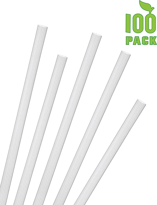 Biodegradable y compostable ecológica straws- plástico alternativa ...