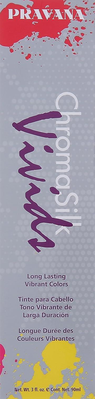 Pravana ChromaSilk Vivids (Silver) 3 fl oz by Pravana ChromaSilk Vivids: Amazon.es: Belleza