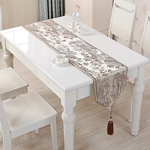 Tapetes para la mesa camino de mesa chino simple moderna Europea ...