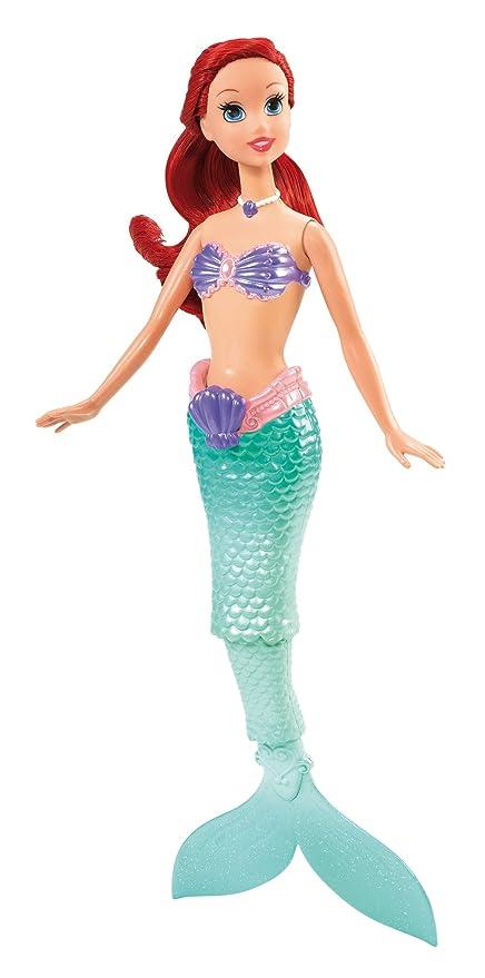 Disney Princess Swimming Ariel Doll  sc 1 st  m.amazon.com & Amazon.com: Disney Princess Swimming Ariel Doll: Toys u0026 Games
