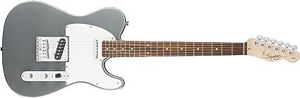 Squier by Fender Affinity Series Telecaster Beginner - Guitarra eléctrica: Amazon.es: Instrumentos musicales