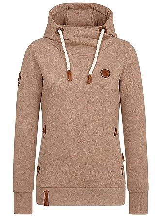 fa61931f7b07 Naketano Damen Sweatshirt  Amazon.de  Bekleidung