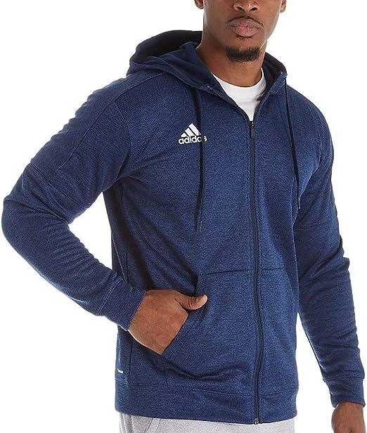 Adidas Men's Team Issue Climawarm Full Zip Fleece Jacket