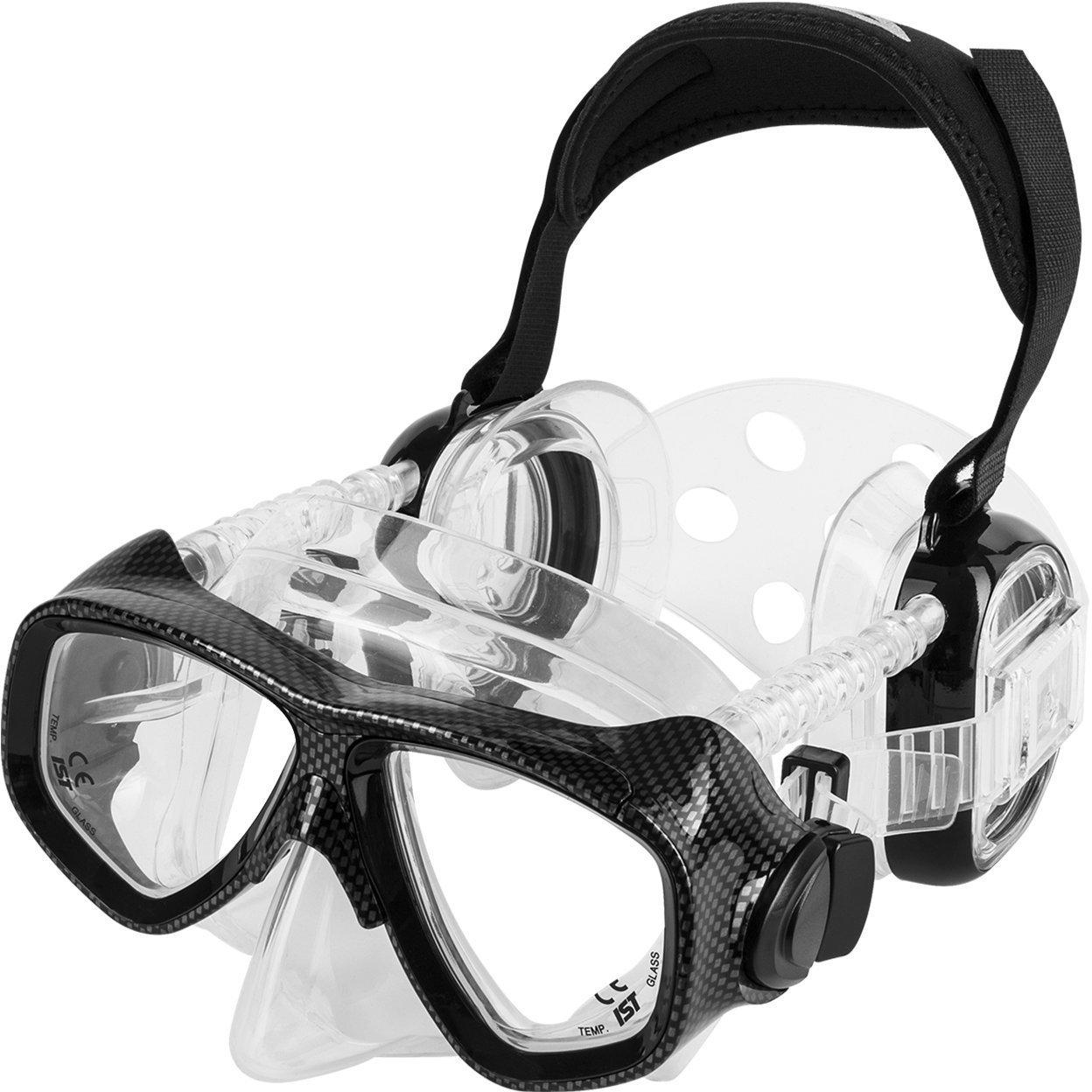 IST ME80 Pro Ear Mask (Black) by IST
