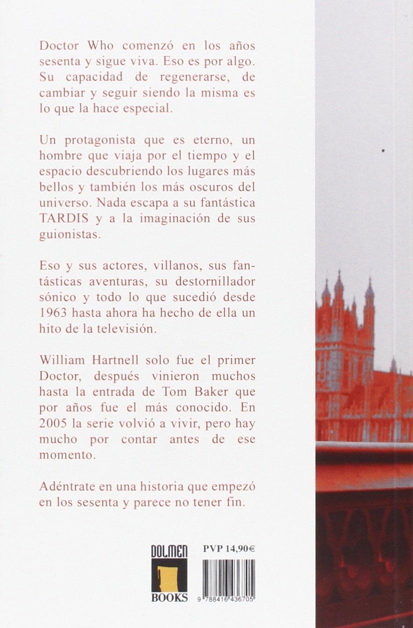 DOCTOR WHO EL LOCO DE LA CABINA: THE GOLDEN YEARS: DOC PASTOR ...