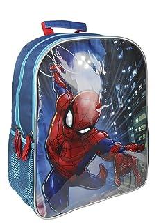 Marvel - Zaini, Borse e Cartoleria, Colore Blu (Artesanía Cerdá 2100002028)