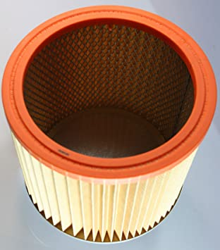 Fur trockenen und nassen Einsatz ✧WESSPER® Patronen Filter für Aquavac Pro 360 Staubsauger-Zubehör