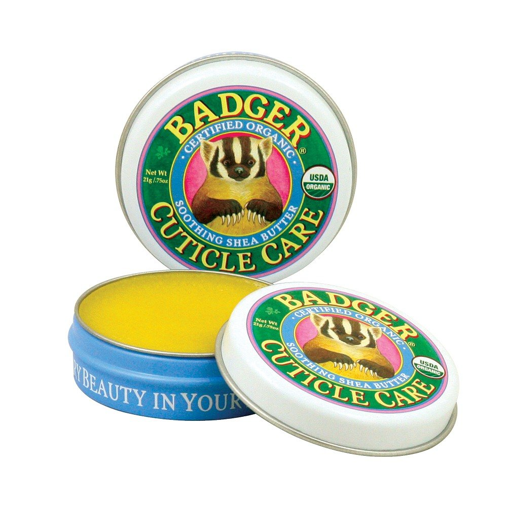 Badger Cuticle Care Size .75z Badger Cuticle Care .75z W.S.Badger Company 634084331707