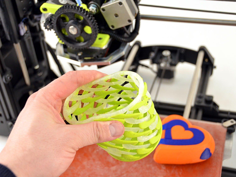 Amazon.com: LulzBot TAZ FlexyDually Tool Head V2: Industrial & Scientific