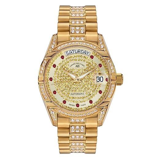 André Belfort 4250245633174 - Reloj, Correa de Acero Inoxidable: Amazon.es: Relojes