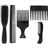 Hårborste gummiborste manuell huvud hårbotten kam för salong användning för barberare användning för daglig användning…