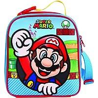Lancheira Soft Nintendo Super Mario, 11542, DMW Bags