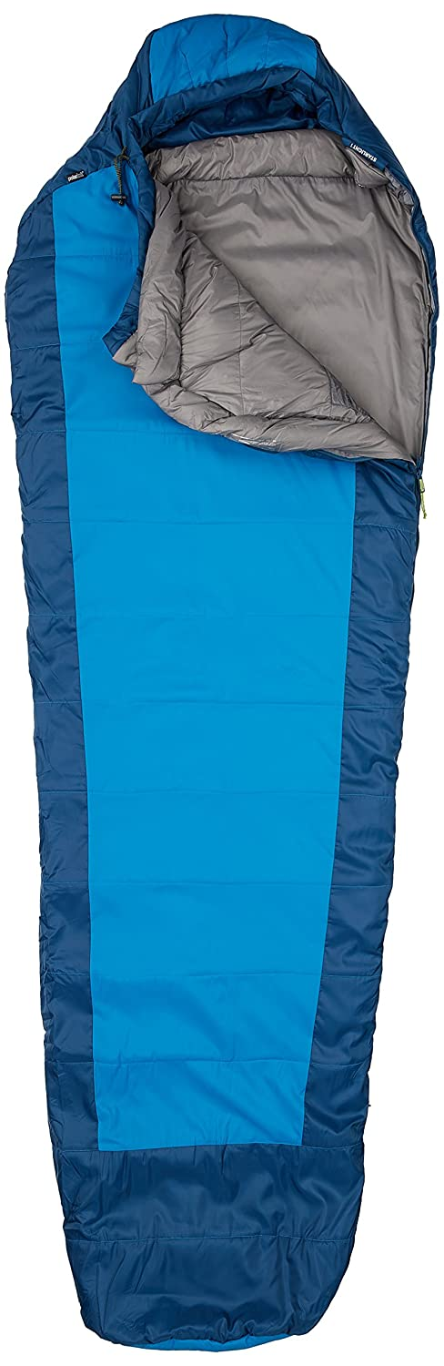 MOUNTAIN EQUIPMENT STARLIGHT I SLEEPING BAG LEFT ZIP LAGOON BLUE/MARINE (REGULAR) B01CH7UQT8