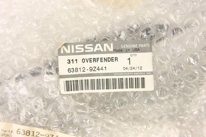 Genuine Nissan 63812-9Z441 Fender