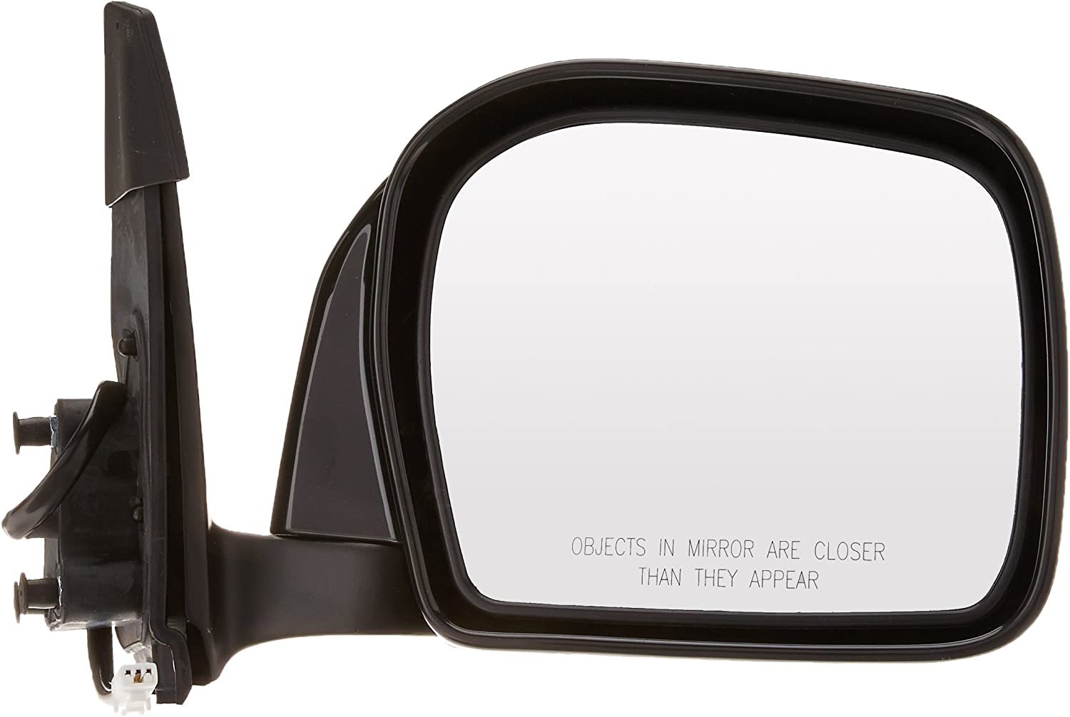TYC 5290032 Compatible with Toyota Tacoma Driver Side Power Non-Heated Replacement Mirror