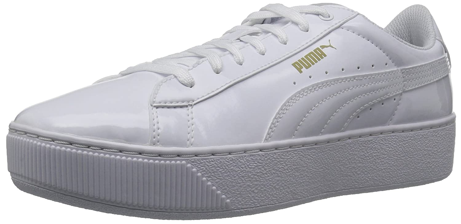 Puma Women s Vikky Platform Patent  Amazon.co.uk  Shoes   Bags 0190b43cf