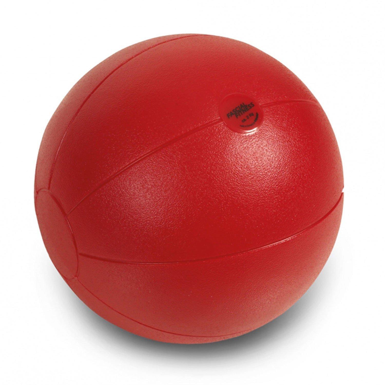 Togu Fascial Fitness Medizinball rot