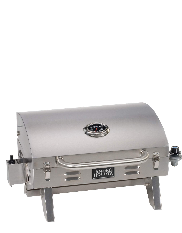 Masterbuilt SH19030819 Smoke Hollow PT300B Propane Tabletop Grill, Stainless Steel by Masterbuilt