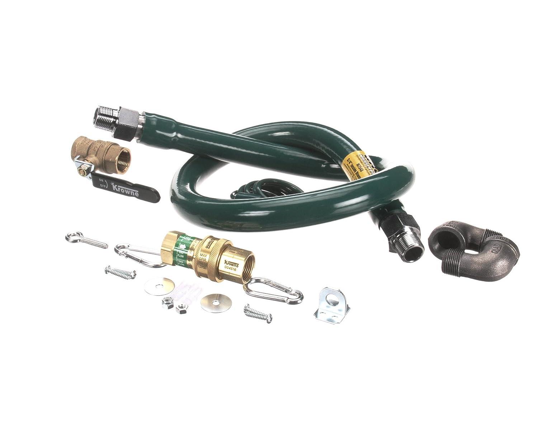 "KROWNE M7548K Gas Connector Complete Kit, 3/4"" x 48"""